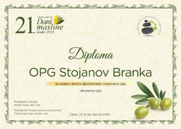 Golden Extra Virgin Olive Oil